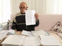 ZAM(SİLİNECEK) - 2 Yılda 500 Dilekçe Verdi, Mahkemelik Oldu