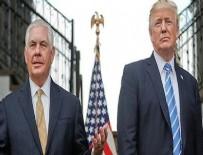 ARKANSAS - Beyaz Saray'dan Tillerson açıklaması