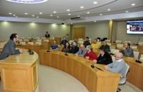 JUAN - ADÜ'e 'Bricker' Projesi Toplantısı Yapıldı