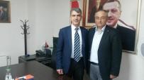 MURAT YıLDıZ - AK Parti Merkez İlçe Başkanlığı Mahalle Başkanlarını Seçiyor