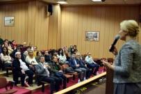 MADDE BAĞIMLISI - Akdeniz Belediyesi'nden 'Kadına Yönelik Şiddet' Semineri