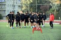 SÜPER AMATÖR LİGİ - Aliağaspor, Ceyhan Altınyıldız'a Konuk Olacak
