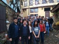 OSMAN GAZI - Anadolu Lisesi Öğrencilerinden Kültür Gezisi
