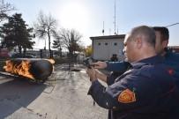 TERMAL KAMERA - Ankara İtfaiyesinde Termal Kameralar Kullanılmaya Başlandı
