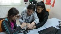 Artvinli Öğrenciler Önce Hayal Ediyor Sonra Tasarlıyor