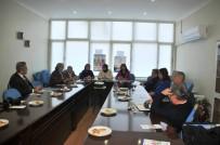 ARABULUCULUK - Aydın'da Arabuluculuk Yasası Anlatıldı