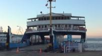 KAPALI ALAN - Ayvacık Gemisi Baştan Aşağı Yenilendi