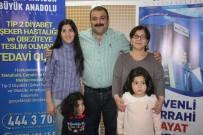 ŞEKER HASTALıĞı - Azeri Komedyen Şifayı Samsun'da Buldu