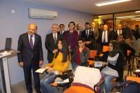Başbakan Yardımcısı Işık Gençlerle Bir Araya Geldi