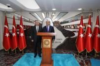 Başbakan Yardımcısı Işık Mardin'de