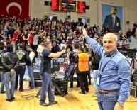 HASAN AKGÜN - Başkan Akgün, Büyükçekmecelileri Basketbol Maçına Davet Etti