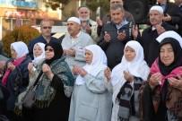 Başkan Bakıcı Umre Yolcularını Kutsal Topraklara Uğurladı