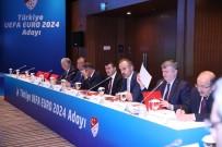 AVRUPA FUTBOL ŞAMPİYONASI - Başkan Gümrükçüoğlu Açıklaması 'Trabzon, EURO 2024 Avrupa Futbol Şampiyonası'nın Öne Çıkan Şehri Olur'