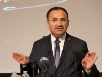 Hükümet Sözcüsü Bozdağ'dan, Kılıçdaroğlu'nun iddialarıyla ilgili açıklama