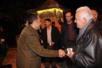 BEYTEPE - Beyşehir Belediyesi'nden Kandil Gecesinde Sıcak Süt İkramı