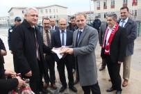 Bosna Hersek Ankara Büyükelçisi Konteyner Kenti Ziyaret Etti