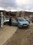 Bozüyük'te Trafik Kazası Açıklaması 4 Yaralı