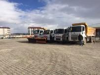 KAR KÜREME ARACI - Çaldıran Belediyesi Araç Filosunu Güçlendirdi