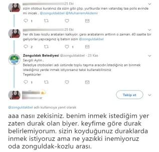 CHP'li belediyeden öğrenciye şok cevap