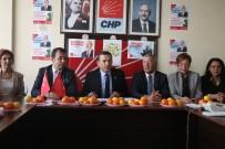 KAPALI ALAN - CHP Lideri Kılıçdaroğlu, Cumartesi Günü Mersin'e Geliyor