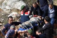 MAHSUR KALDI - Dağda Mahsur Kalan Rus Çocuklar Operasyonla Kurtarıldı