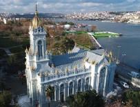 ORTODOKS KILISESI - 'Demir Kilise' 7 yılın sonunda aslına döndü