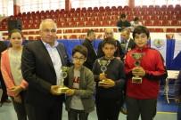 10 KASıM - Erdemli'de Satranç Şampiyonları Belli Oldu