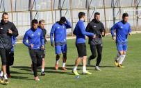 MALATYASPOR - Evkur Yeni Malatyaspor, Akhisarspor Maçı Hazırlıklarını Sürdürdü