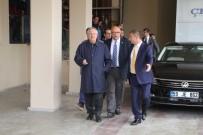 ŞEKIP MOSTUROĞLU - Fenerbahçe Başkanı Aziz Yıldırım Tekirdağ'da