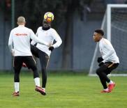 FLORYA - Galatasaray'ın Derbi Mesaisi Sürdü