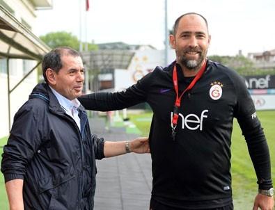 Galatasaray yönetiminden Tudor'a uyarı