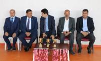 SÜLEYMAN DEMİREL - Harran'da Futsal Şampiyonları Belli Oldu