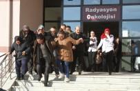 YANGIN TATBİKATI - Isparta'da Deprem Ve Yangın Tatbikatı