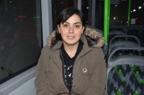 ÖZGECAN ASLAN - Kadınlar Duraksız Ulaşımdan Memnun