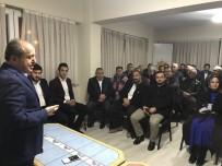 Karadağ, Ak Parti Alaca İlçe Danışma Meclisine Katıldı