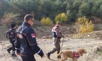 ALZHEİMER HASTASI - Kaybolan Yaşlı Adamı AFAD Ve Jandarma Buldu