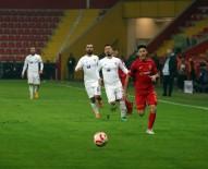 EYÜPSPOR - Kayseri'den sürprize izin yok