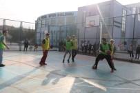 AYDOĞMUŞ - KBÜ'de Sokak Basketbolu Heyecanı Yaşandı