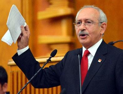 Kılıçdaroğlu'ndan belgelerle ilgili açıklama
