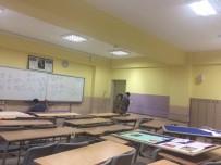 TEVFİK FİKRET - Körfez'de Okullar Boyanıyor