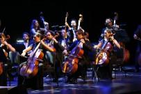 FİLARMONİ ORKESTRASI - Limak Filarmoni Orkestrası, Zeki Müren Şarkıları İle Turneye Çıkıyor