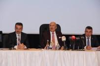 BURHANETTIN KOCAMAZ - Mersin Büyükşehir Belediyesi'nin 2018 Bütçesi 1 Milyar 949 Milyon Lira