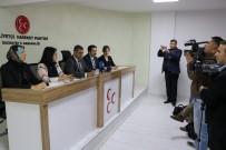 RÜZGAR GÜLÜ - MHP'li Taşdoğan Gündemi Değerlendirdi