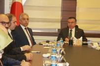 HAKKARİ VALİSİ - Millî Eğitim Bakanı Yılmaz Hakkari'de