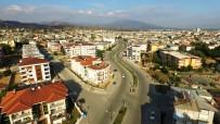 ALT YAPI ÇALIŞMASI - Nazilli Belediyesi'nden 3 Yılda 20 Milyonluk Yol Hizmeti