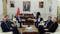 Oral Ve Atik'ten Ankara'da Önemli Temaslar