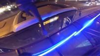 SÖĞÜTLÜÇEŞME - Metrobüs Üzerinde Akılalmaz Yolculuk  Kamerada