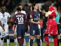 EDINSON CAVANI - PSG'de penaltı krizi