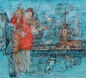 FINLANDIYA - SANKO Sanat Galerisi'nde Sergi