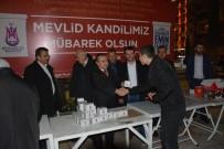 KANDIL - Şehzadeler Belediyesinden 6 Bin Kişilik İkram